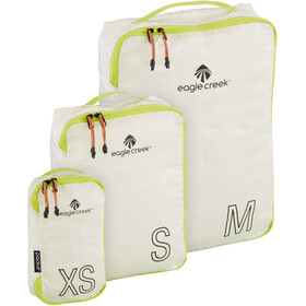 Eagle Creek Pack-It Specter Tech Cube Set XS/S/M white/strobe